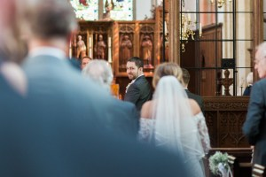 Bocking Church wedding