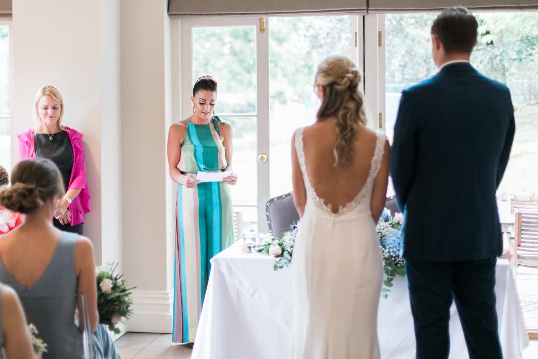 Dedham wedding