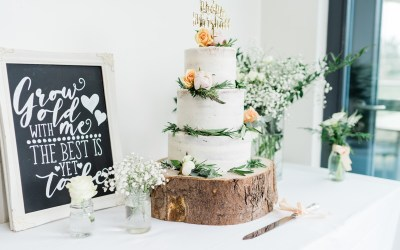 5 wedding cakes I loved in 2019