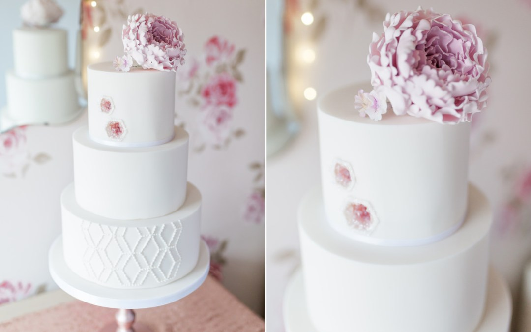 An interview with a wedding cake maker