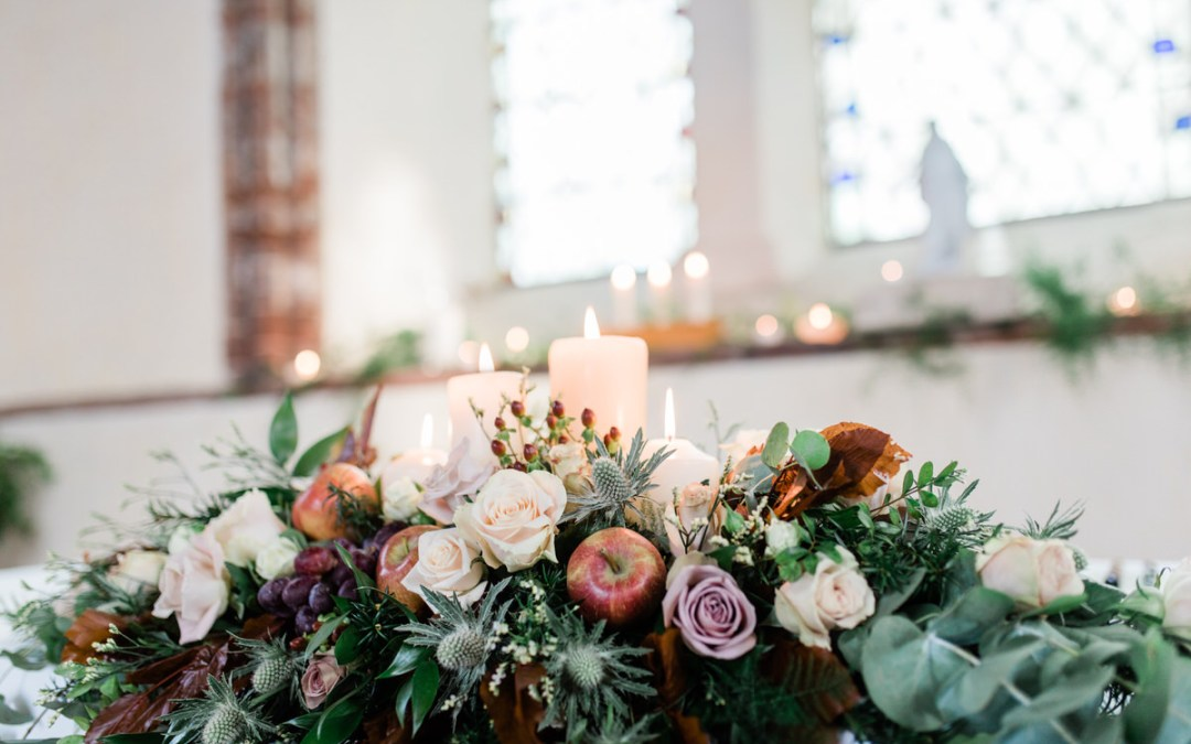 7 ways to remember loved ones on your wedding day