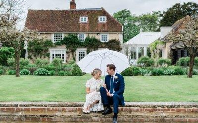 Suffolk Garden Wedding