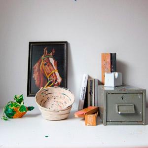 Horse-Basket300