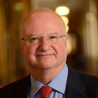 Portrait d'Avi SCHNEEBALG - représentant de la section belge de GEMME-EUROPE