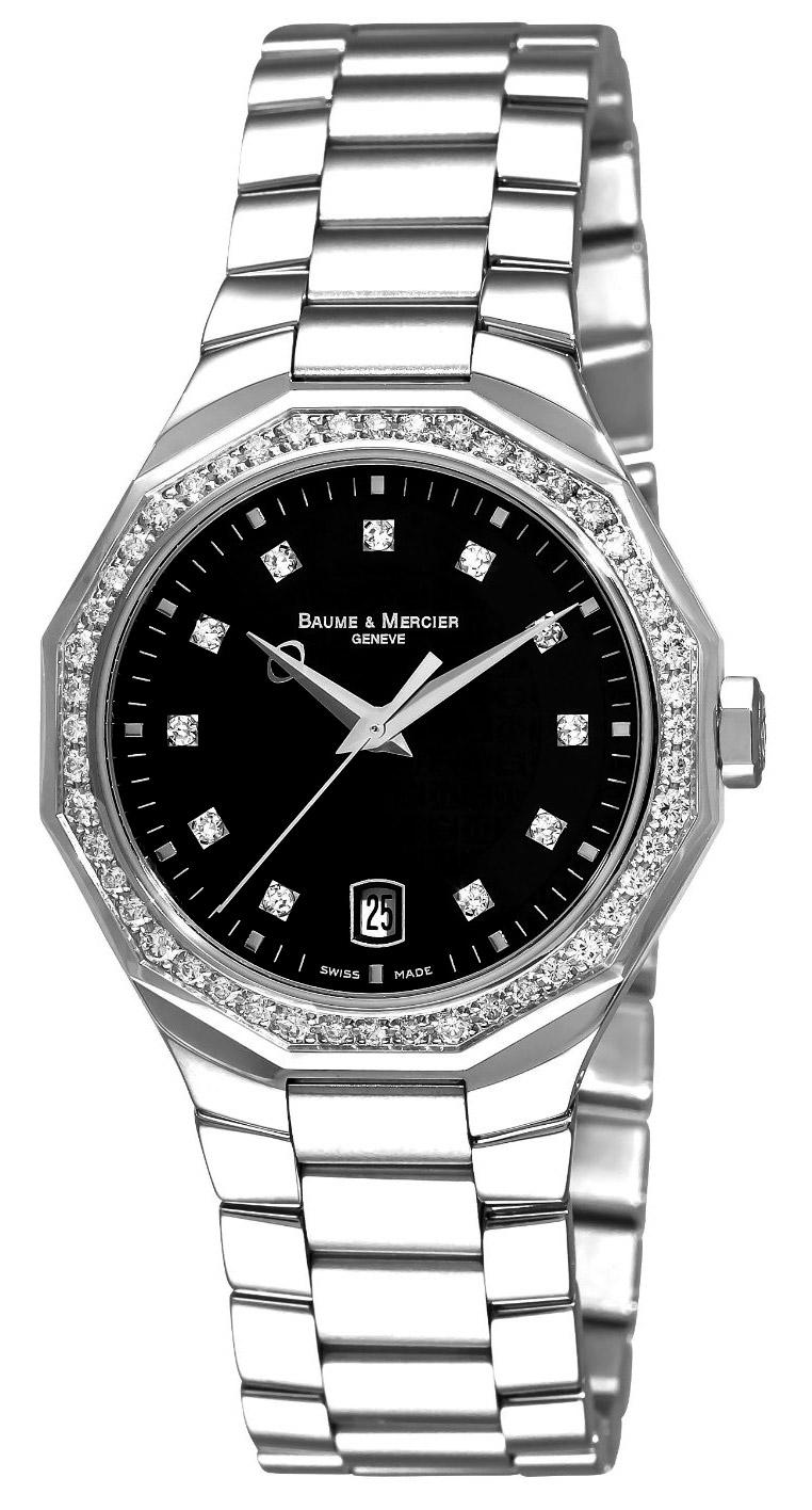 Baume & Mercier Riviera Ladies Watch Model: MOA08716