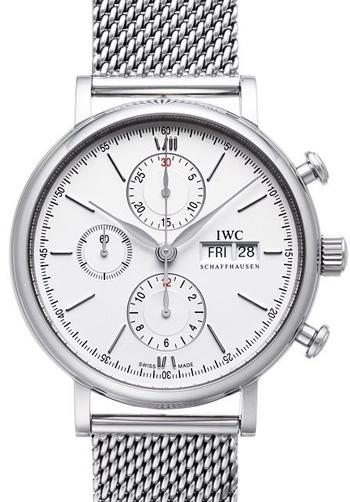 IWC Portofino Chronograph Men's Watch Model: IW391009