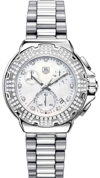 Tag Heuer Formula 1 Glamour Diamonds Ladies Watch Model