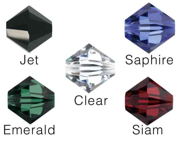 gemosi horse hair jewelry crystals
