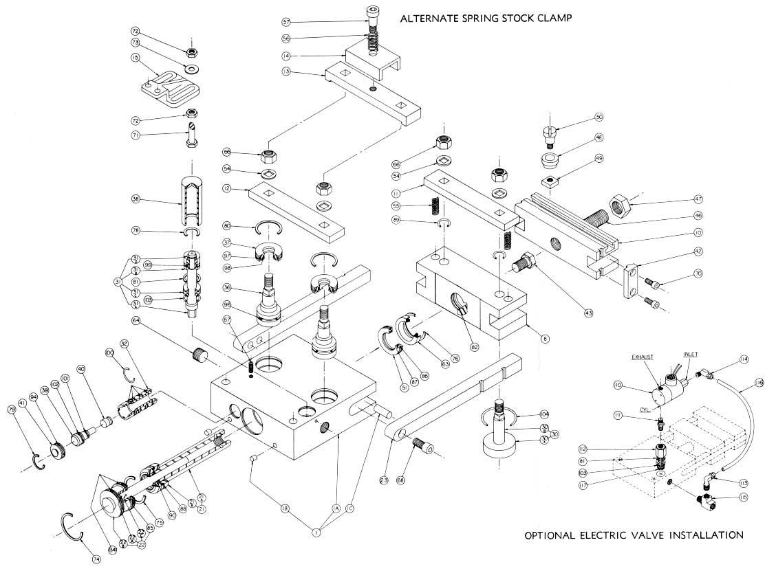 Rapid Air A Series Repair Parts