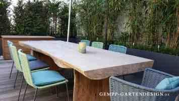 EXKLUSIVE GARTENMÖBEL   Gempp Gartendesign