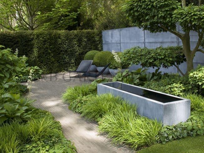 BRUNNEN WASSERSPIELE Gempp Gartendesign
