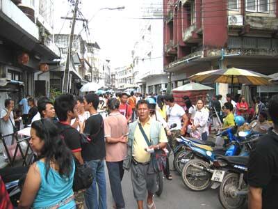 Thai Gem Market In Chanthaburi Buying Thailand Stones