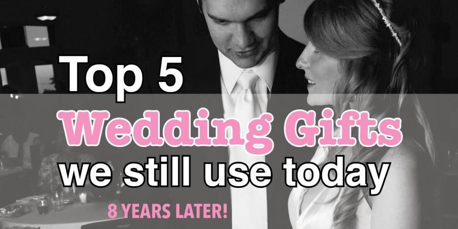 5 top wedding registry gifts we still use today 8 years later top wedding registry gifts junglespirit Images