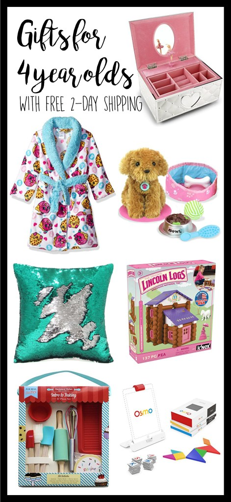 Gifts For 4 Year Old Girl Yo Gift Ideas Kids Christmas