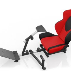 Exercise Gaming Chair Design Victorian Gems Nfx Open Wheeler Racing Rig