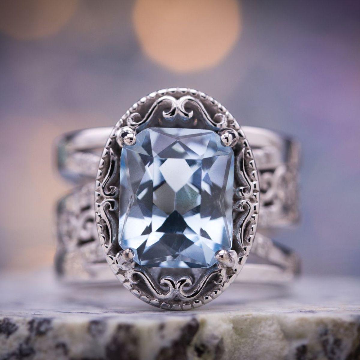 Aquamarine Value Price And Jewelry Information