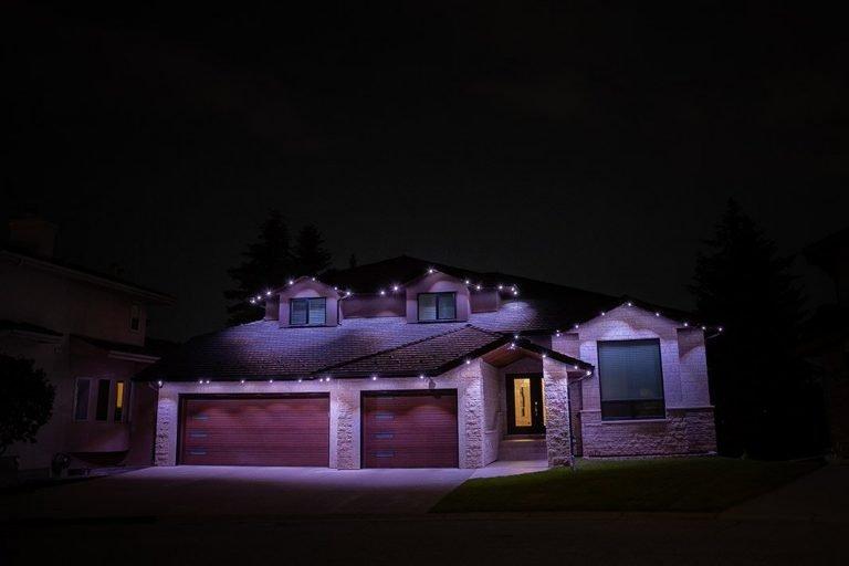 gemstone lights a smart exterior