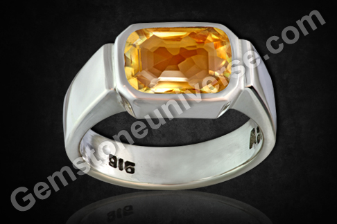 Golden Yellow Topaz  Alternative Gem  Yellow Sapphire
