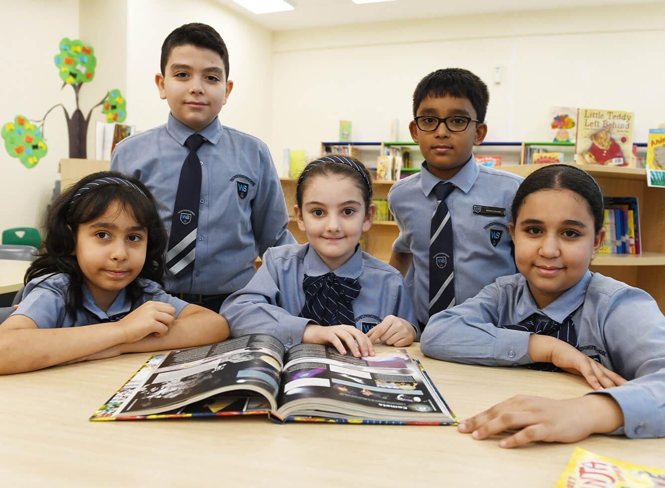 medium resolution of GEMS Westminster School - Sharjah