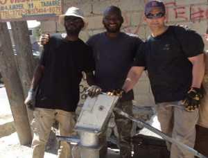 Hand Pump Repair Team