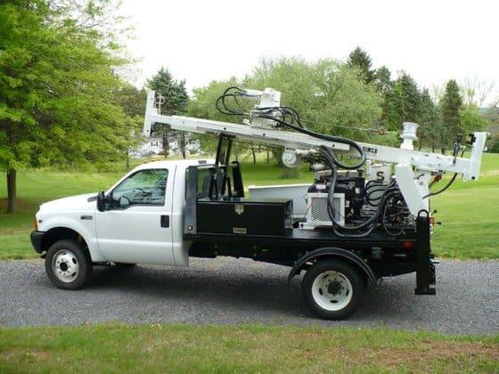 Drill Truck 2