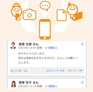 現場クラウド Conne (コンネ)