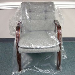 Plastic Chair Covers For Recliners Foldable Portable High Genco Upholstery Supplies 12 2 Mm 48 X 76
