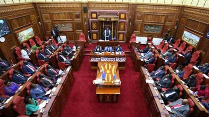 Highlights From The Inaugural Legislative Summit For The Senate And Members Of County Assemblies