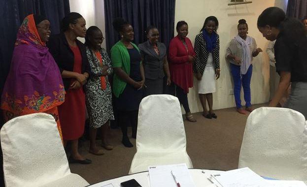 HUMANITARIAN HUBS TRAINED ON GENDER MAINSTREAMING IN PREPARATION OF KENYA'S GENERAL ELECTIONS