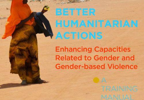 Thumbnail Of Gender Based Violence Training Manual