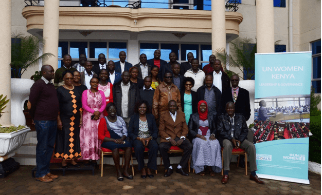 TURKANA COUNTY GOVERNMENT OFFICERS TRAINED ON GENDER MAINSTREAMING