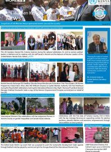 Thumbnail Of UN Women Kenya News_iwd Issue