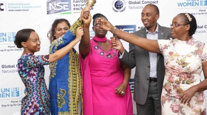 RINGING THE BELL FOR INCLUSION OF RURAL WOMEN IN KENYA
