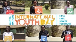 WHAT IS IT LIKE TO WORK IN THE UNITED NATIONS (UN) AS A YOUTH AND WHAT IS THEIR ROLE?