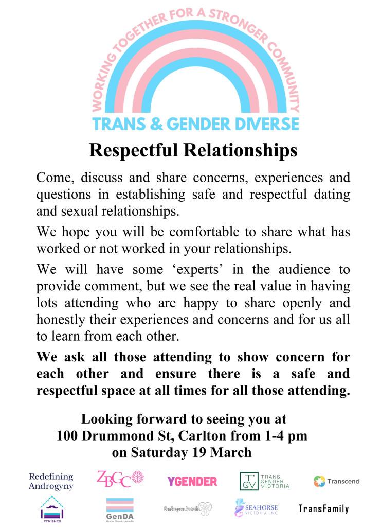 Genderqueer dating site