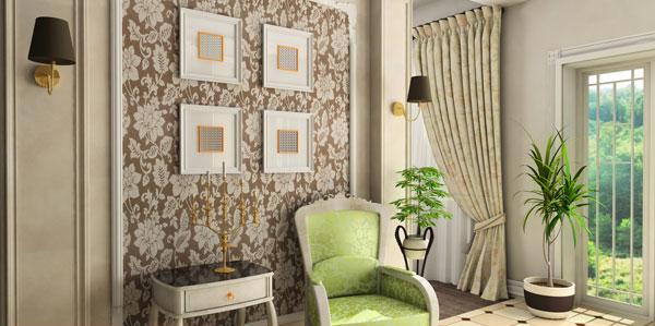 Membuat Hiasan Dinding di Rumah Minimalis  Blog Campuran