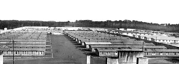 Ravensbruck- Photo du camp
