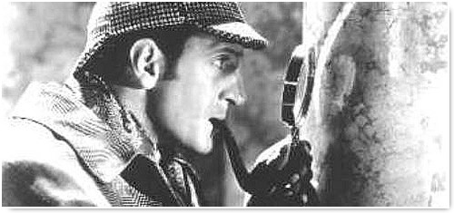 Genealogistes Pourquoi exploiter Les Actes_Sherlock Holmes