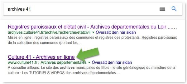 Genealogistes Utilisez Les Actes_Archives 41