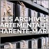Actualité genealogie Avril 2018 - Charente-Maritime recensements en ligne