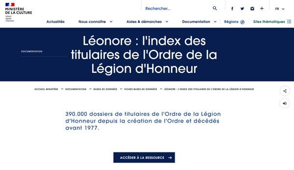 Recherches, Méthodes et transmission _ Leonore
