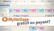 MyHeritage gratuit ou MyHeritage payant ?
