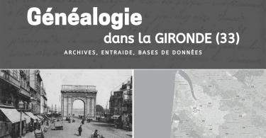 Généalogie dans la Gironde (33)