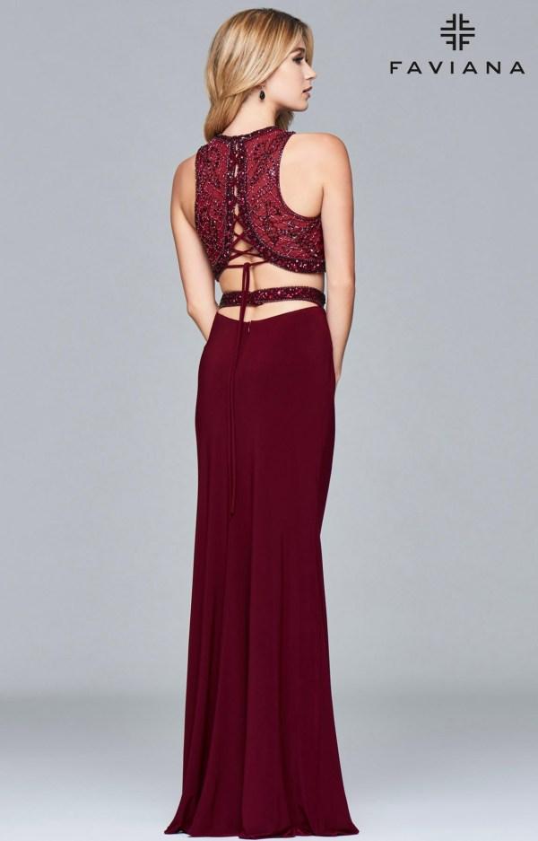 a94facf1ca63 Faviana Prom Dress Corset - imgUrl