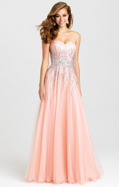 Madison James 16369  Whimsical Fairy Dress Prom Dress