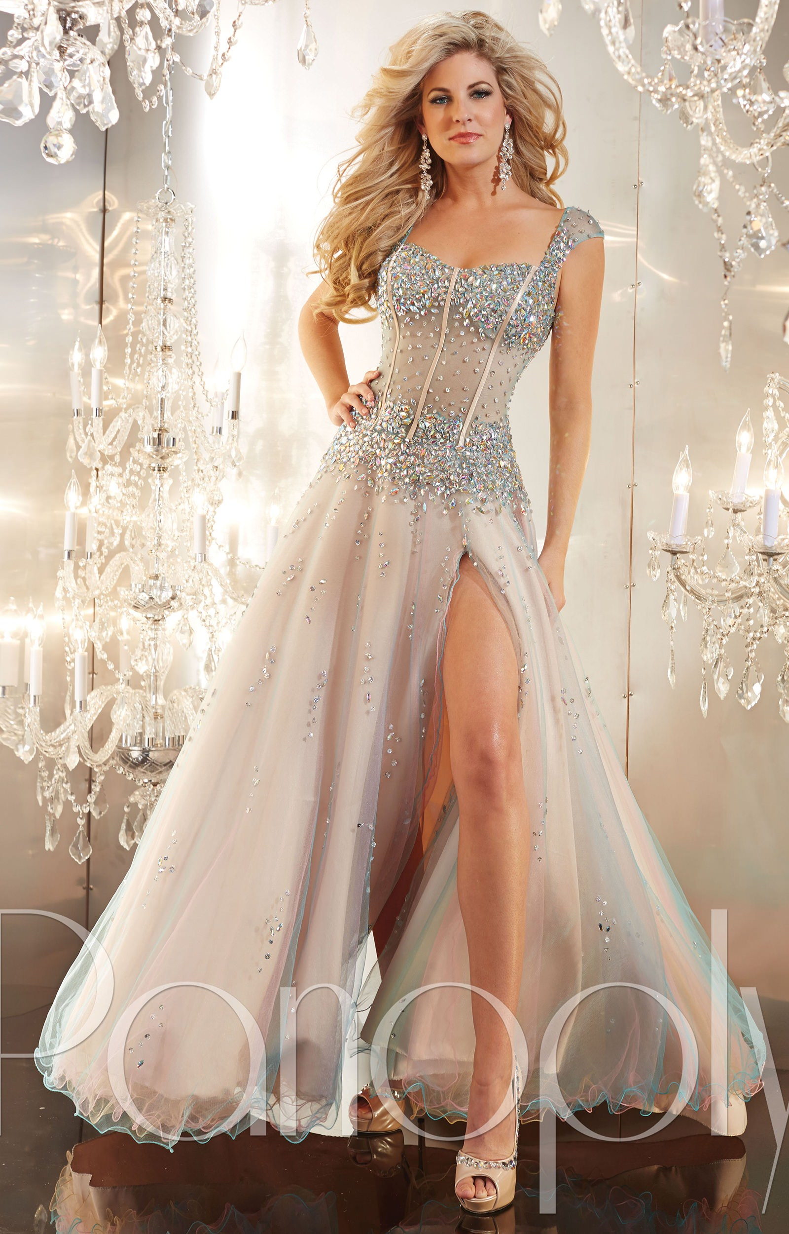 Panoply 14649  Formal Evening Prom Dress