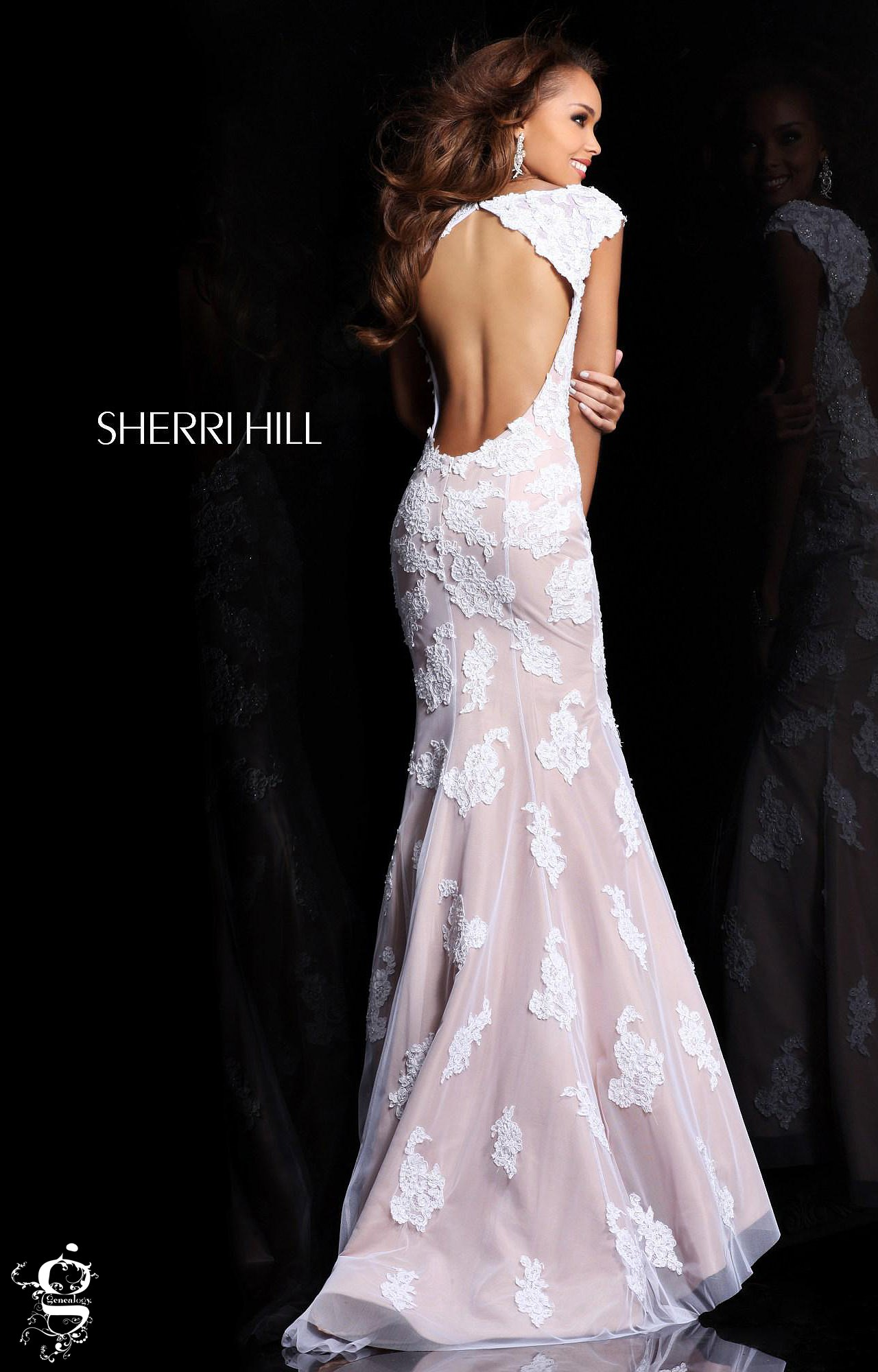 Sherri Hill 21028  Formal Evening Prom Dress