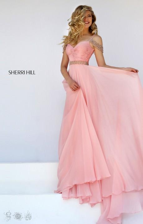 Sherri Hill 50086  Ella Enchanted Gown Prom Dress