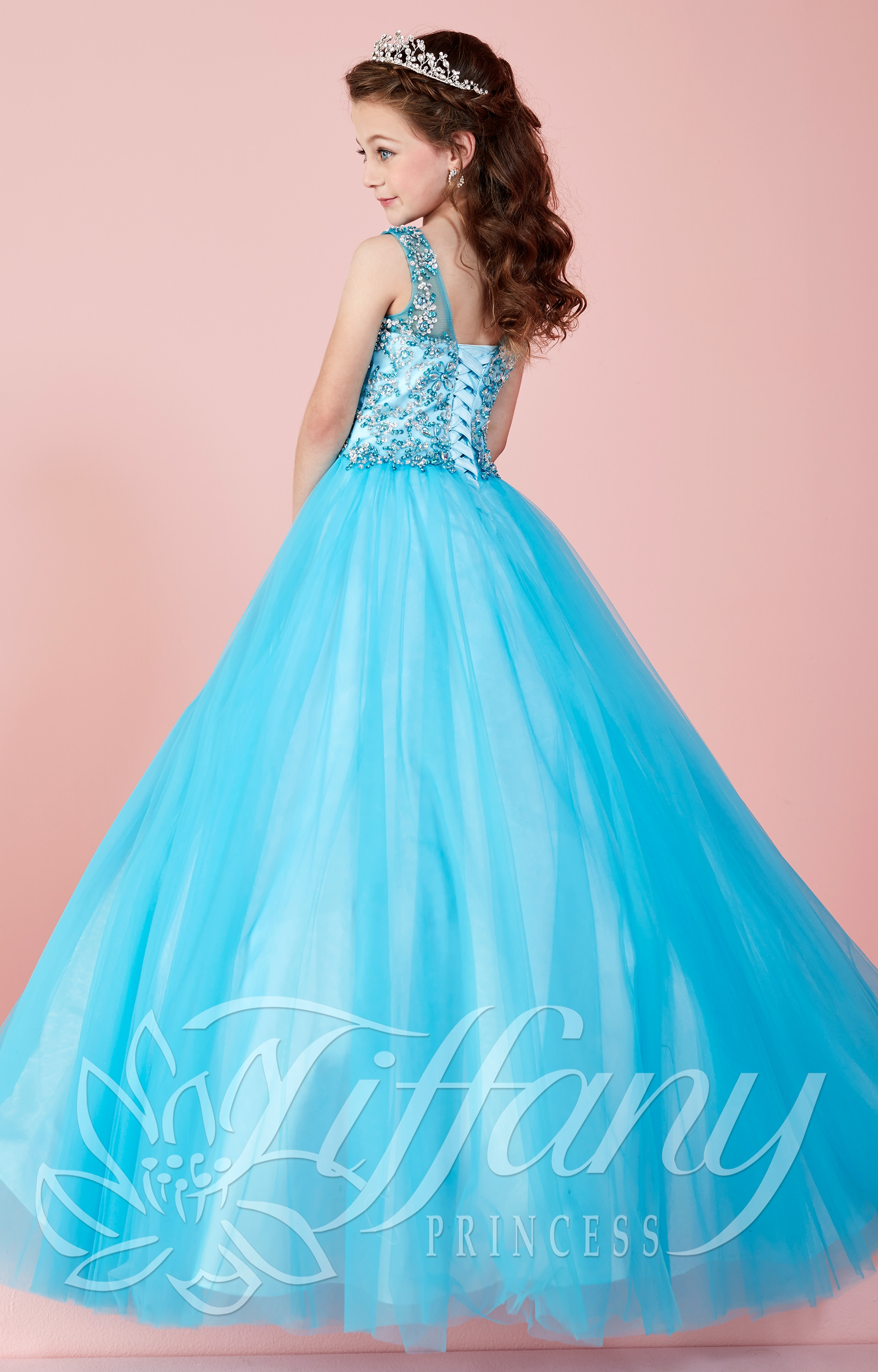 Tiffany Princess 13465  Best in Show Dress Prom Dress