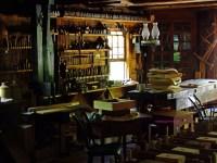 Wooden Woodwork Shop PDF Plans